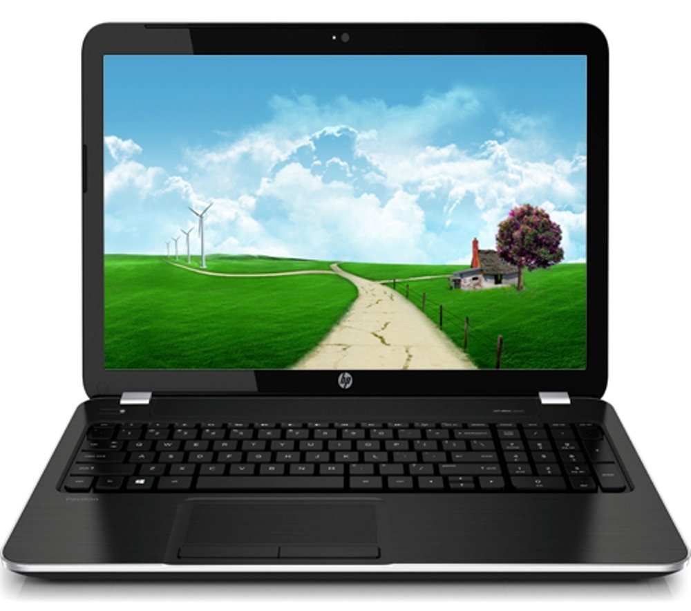 HP Pavilion 15-n259TX 15.6-inch Laptop (Metallic Black) with Laptop Bag