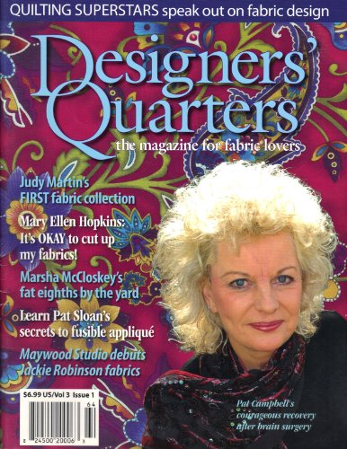 Designers' Quarters (Winter (Designers Quarters Magazine)