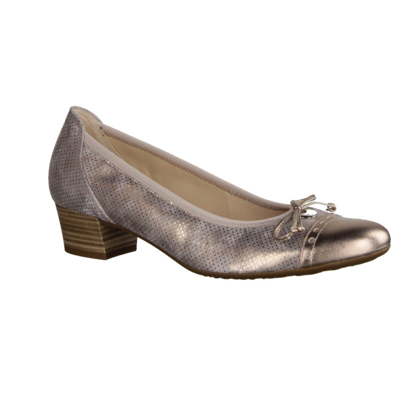 Gabor Damen Comfort Fashion Fashion Comfort Pumps Beige 0a26a4