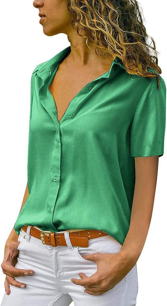 Camisetas Mujer Manga Corta Lanskirt Camisas Mujeres Verano 2019 Blusas Elegantes Sin Tirantes Cosida Camiseta de Gasa Chalecos Sexy Jerséis Shirt