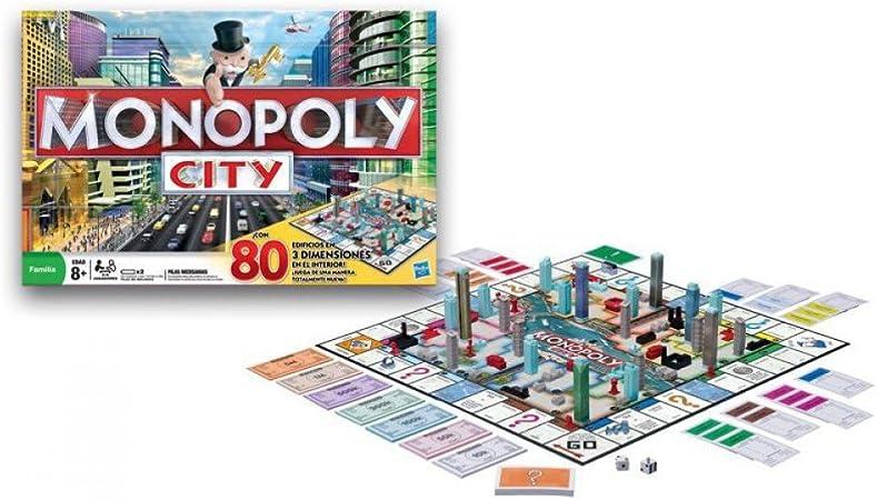 Monopoly City -: Amazon.es: Juguetes y juegos