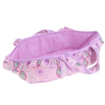 Amazon.es: NON Sharplace Bolso de Dormir de Tela Accesorios para 18 Pulgadas American Girl Muñeca - Luz Púrpura: Juguetes y juegos