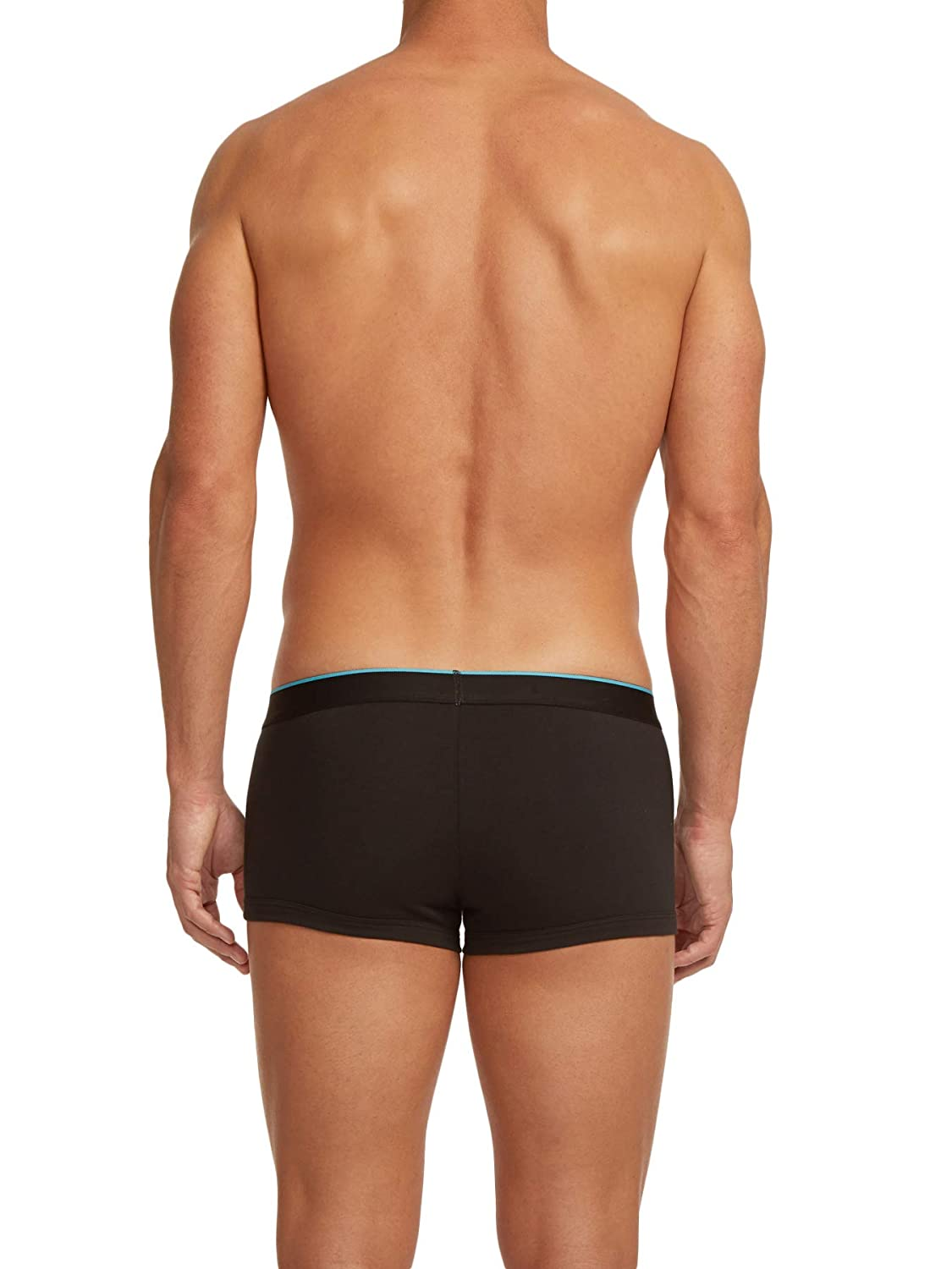 Papi Mens 3-Pack Brazilian Solid Trunk