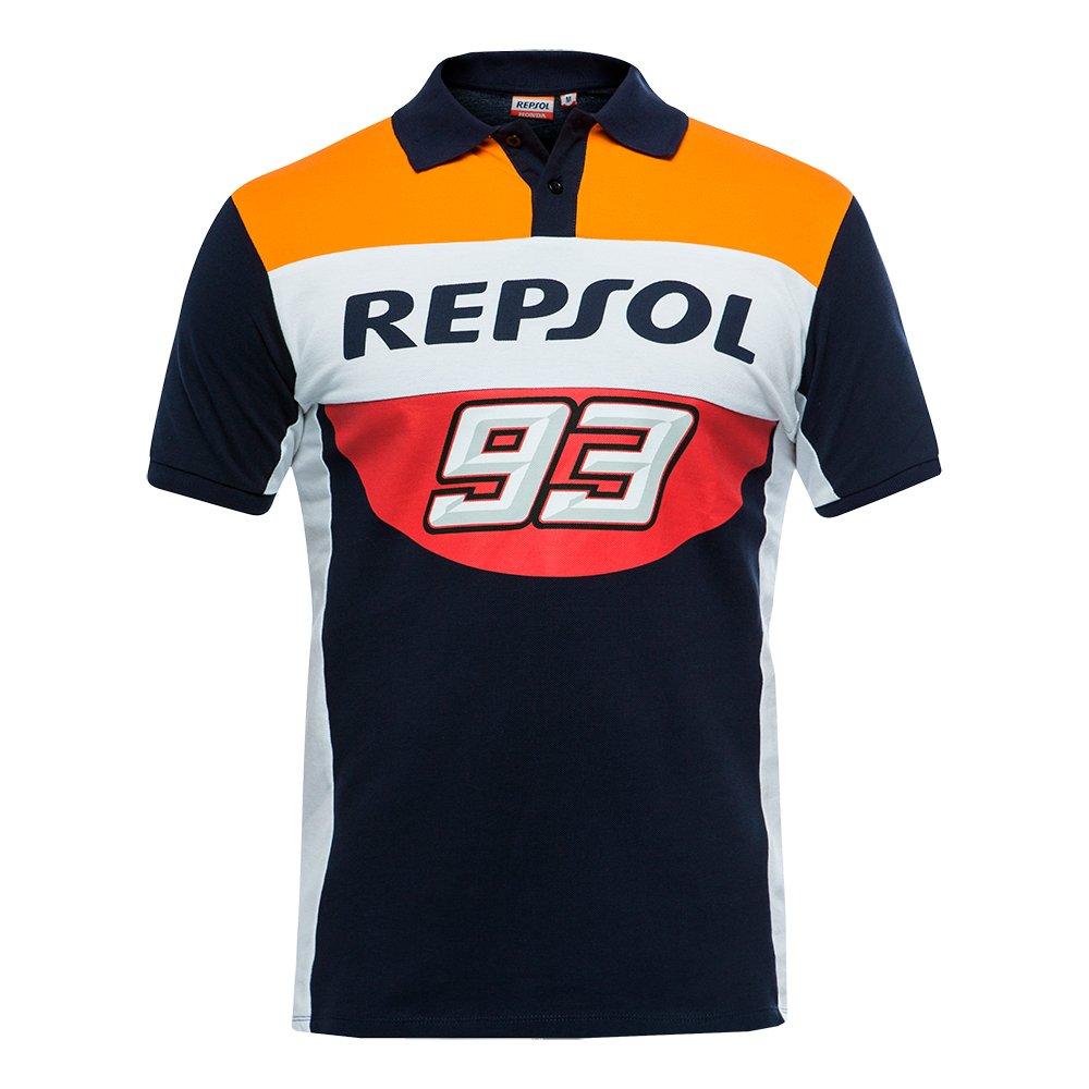 Repsol Honda Team 2018 Marc Marquez 93 - Polo para Hombre, Color ...