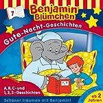 A,B,C- und 1,2,3-Geschichten (Benjamin Blümchen Gute Nacht Geschichten 7)   Vincent Andreas