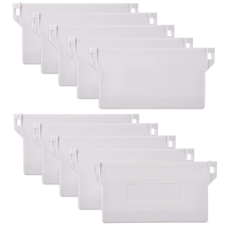 8,9/cm Poids pour Stores verticaux Blanc Lattes Lvcky 10/pi/èces 89/mm