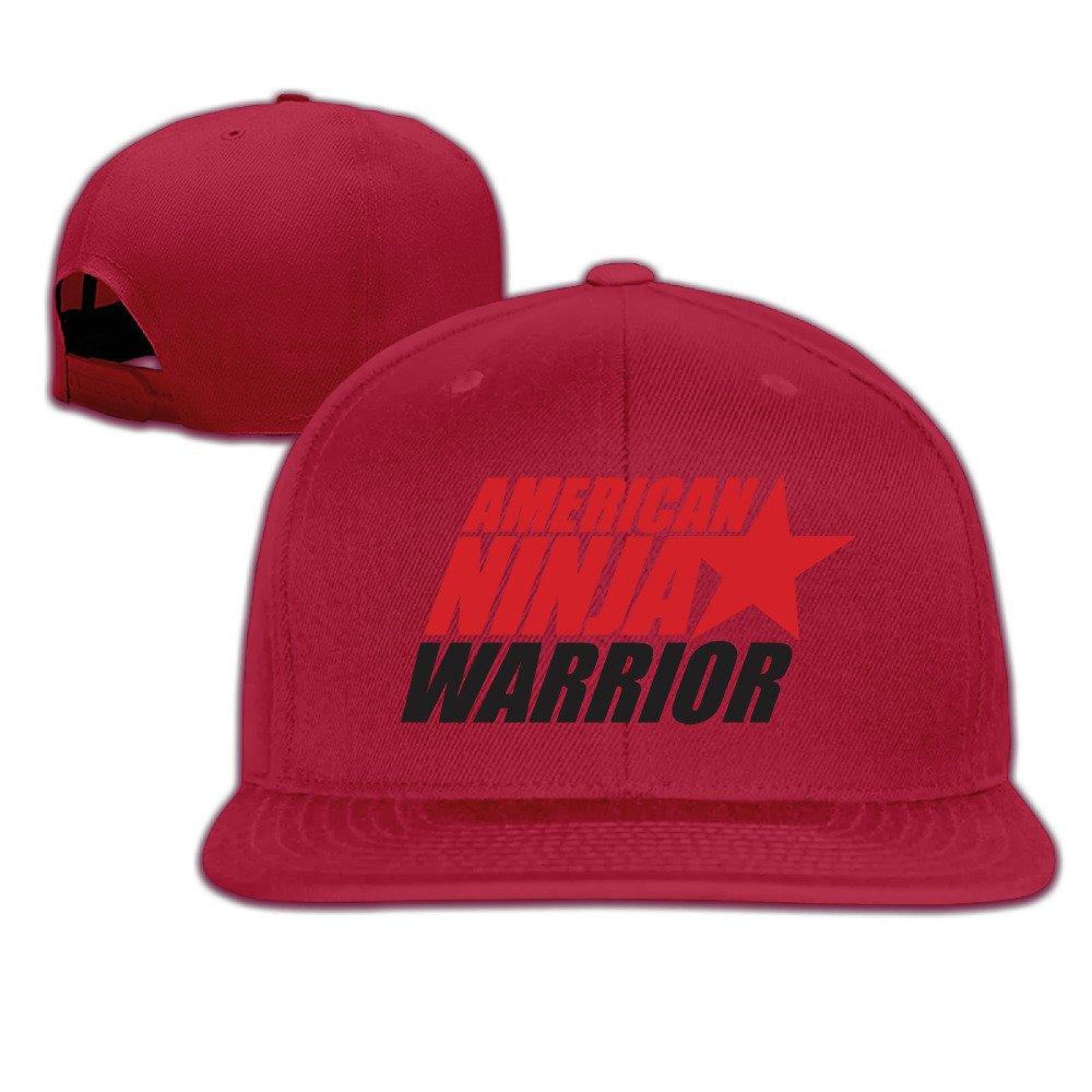 Amazon.com: Stylish Sport Ninja Warrior SASUKE Snapback Flat ...