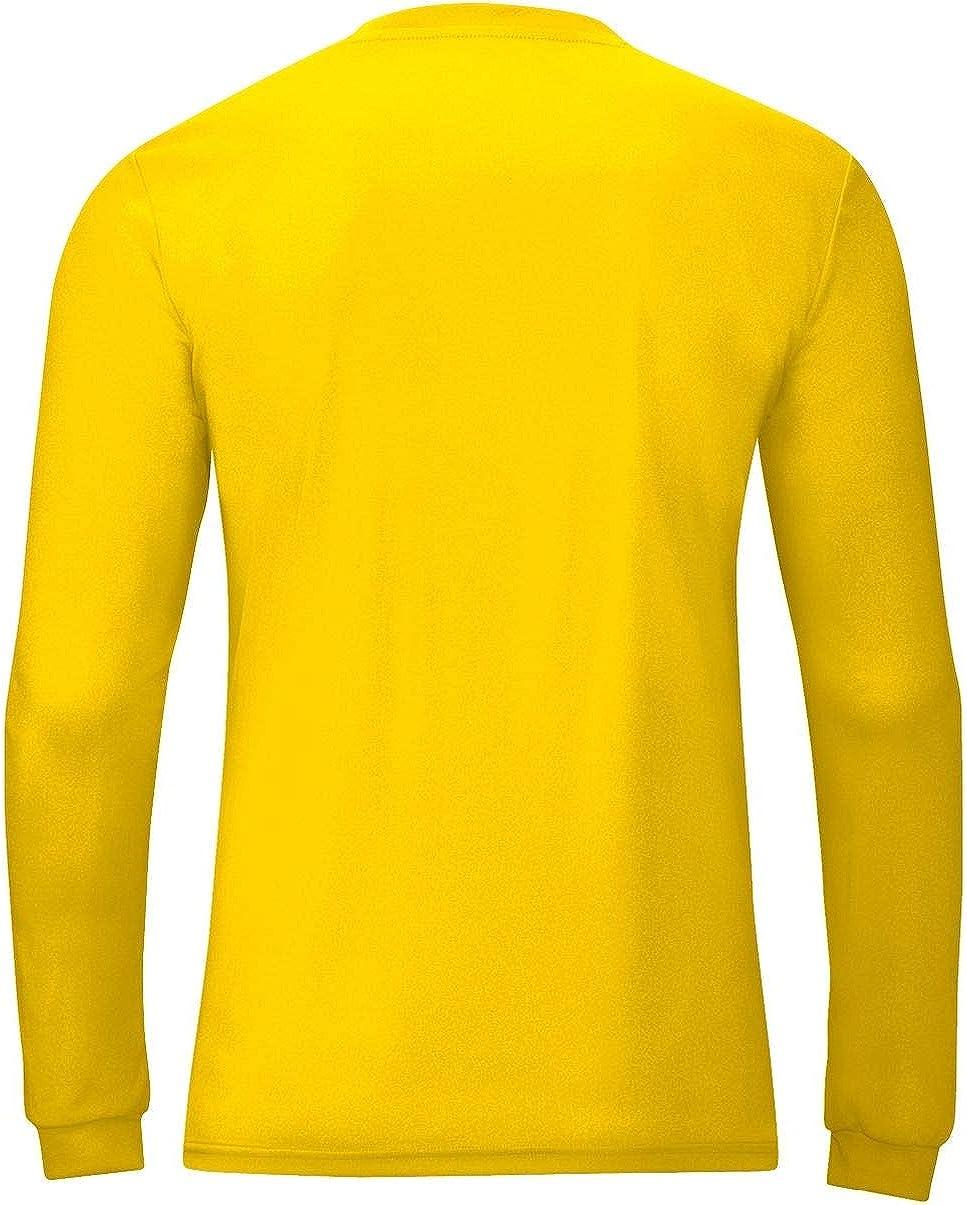 JAKO Longsleeve Comfort Camiseta de Manga Larga Beb/é-Ni/ños