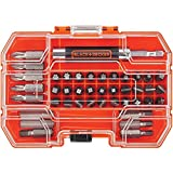 BLACK+DECKER Screwdriver Bit Set, 42-Piece