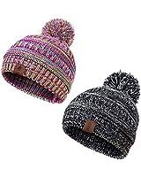 REDESS Kids Winter Warm Fleece Lined Hat, Baby...