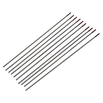 Amazon.com: SODIAL (R) thoriated electrodo de tungsteno 1,6 ...