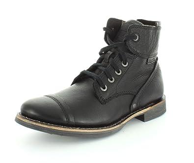 Amazon.com | Caterpillar Mens Quinton Dress Boot | Shoes