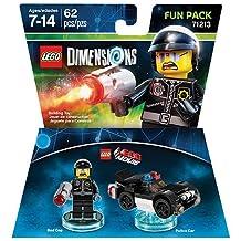 LEGO Dimensions LEGO Movie Bad Cop Fun Pack