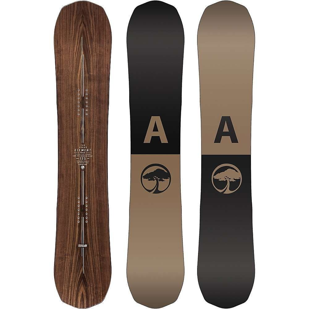 (アーバー) Arbor メンズ スキースノーボード ボード板 Element Snowboard [並行輸入品] B0785QVTQB   159