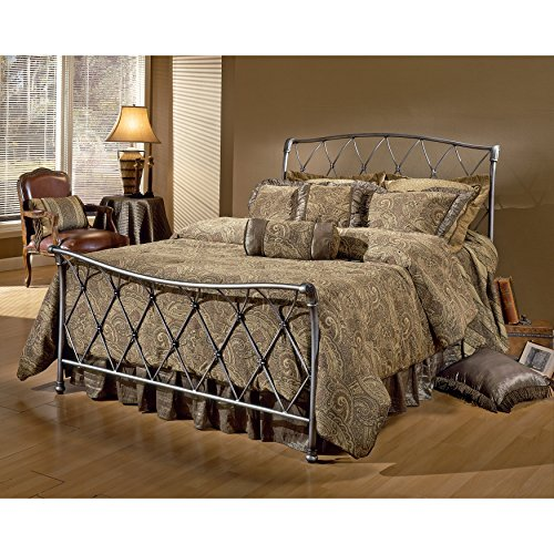 hillsdale-furniture-1298bfr-silverton-bed-set-with-rails-full-brushed-silver
