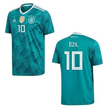 ba4d84bcf Germany national football team away jersey WM 2018 - Ozil 10