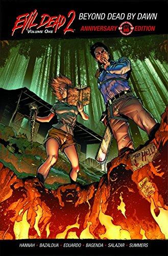 Evil Dead 2: Beyond Dead by Dawn 30th Anniversary Edition pdf