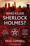 Book Cover for Who Killed Sherlock Holmes? (Shadow Police)