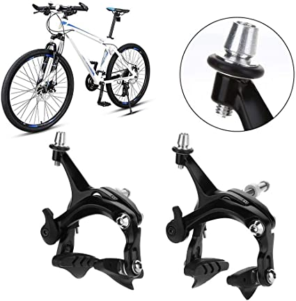 PVC coated Metal BLACK Pair of Adie Bicycle Trouser Clips