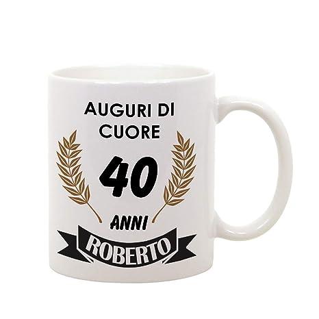 T Shirteria Tazza In Ceramica Per Il Compleanno Mug Auguri Di
