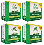 GREENIES Original DMaaj Dental Dog Treats, Teenie, 36 oz. (4 Pack)