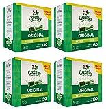 GREENIES Original DMaaj Dental Dog Treats, Teenie, 36 oz. (4 Pack)