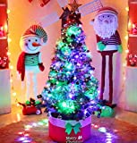 HOMEE Christmas Tree 150Cm Luxury Encryption Christmas Decoration Christmas Tree Set Christmas Window Shop Decoration Gift,As shown,150cm