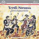 Verdi/Strauss Streichquartette