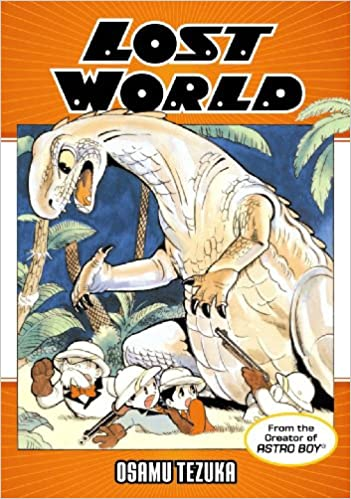 Image result for lost world tezuka