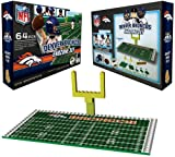 Best LEGO Camping Toys - NFL Denver Broncos Endzone Toy Set Review