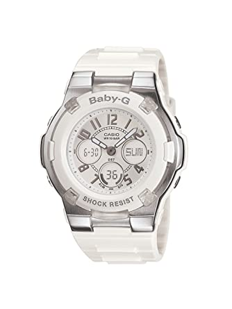 Buy Baby-G Ladies Watches Baby-G Gemmy Dial BGA-110-7BDR - WW Online at Low  Prices in India - Amazon.in ac2318b670