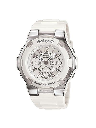 ecc195cdbf Casio Baby G White Ana-Digi Watch
