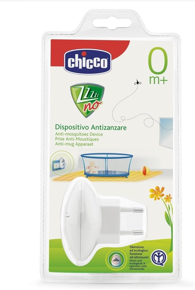 Chicco 1625/ Enchufe cl/ásico /Dispositivo Anti-Mosquitos Zanzano