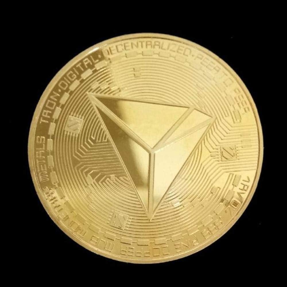 laoniu Moneda TRX sin Moneda Moneda Conmemorativa Virtual de ...