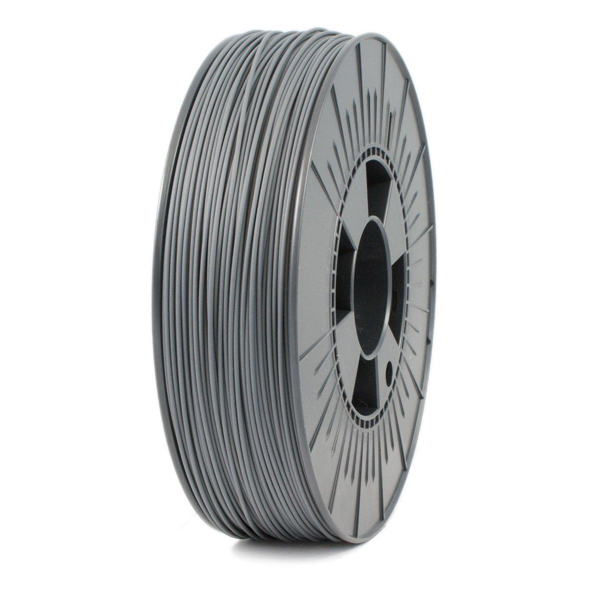 ICE FILAMENTS ICEFIL1HPS146 HIPS Filament, 1.75 mm, 0.75 kg, Gentle Grey DF