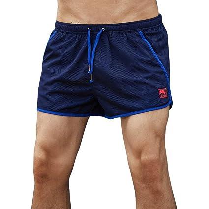 Bikini bandeau Pantalones cortos casuales de los hombres, YanHoo® Pantalones cortos de traje de