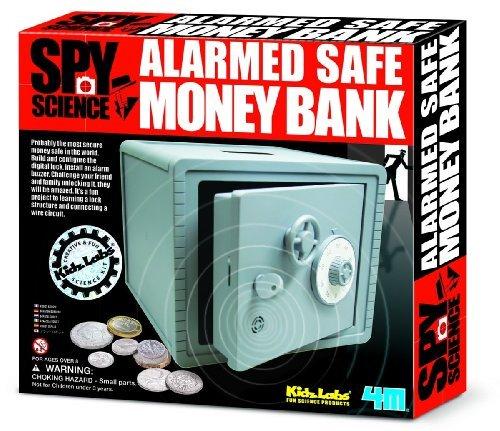 4M Spy Science Money Safe by 4M