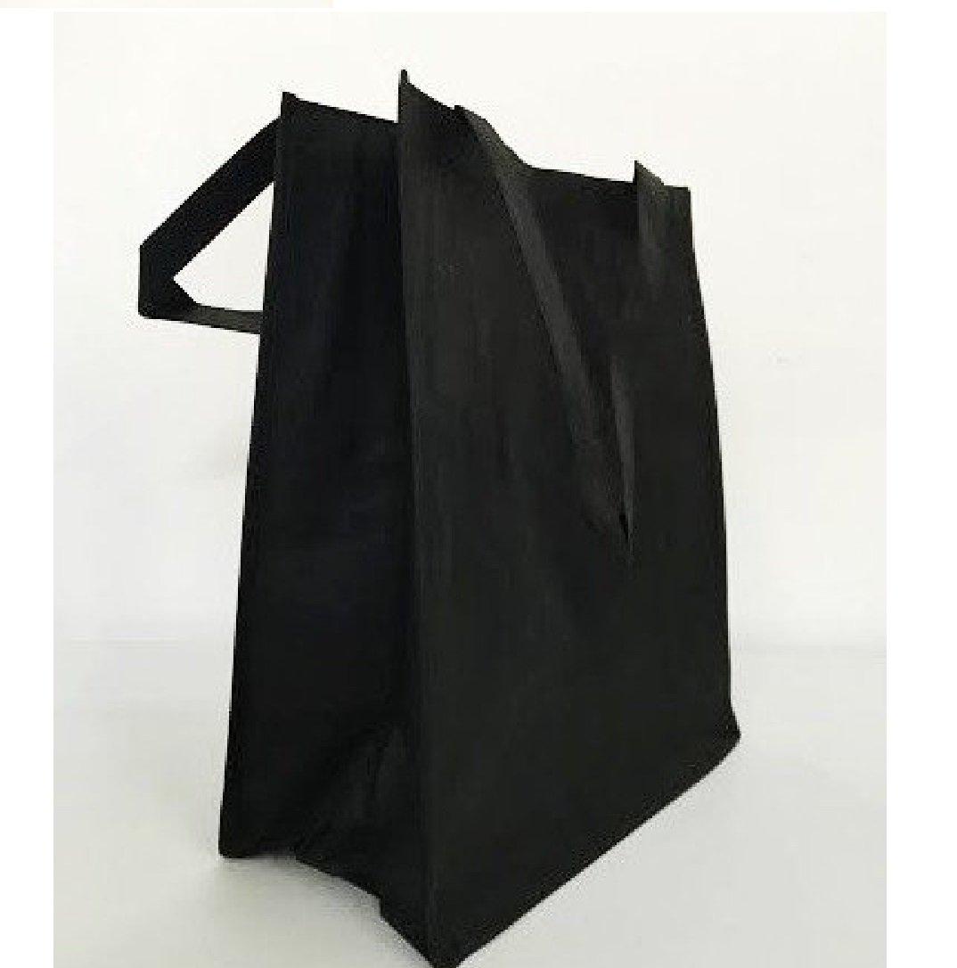 国内最安値! shopinusa/ Buyバルク( 8 12pack ) LargeサイズNon WovenショッピングトートバッグW/