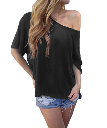 ISASSY – T Shirt – Relaxed – Maniche corte – Donna