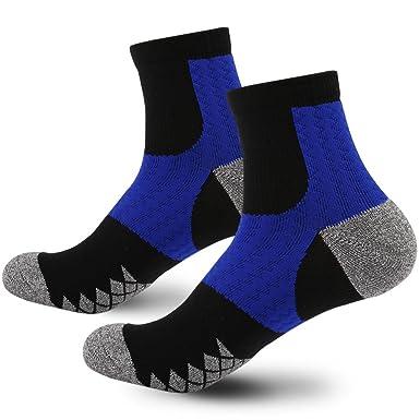Men's Dri Fit Moisture Wicking Breathable Deodorant Basketball Sports Socks gKwV0BoNF