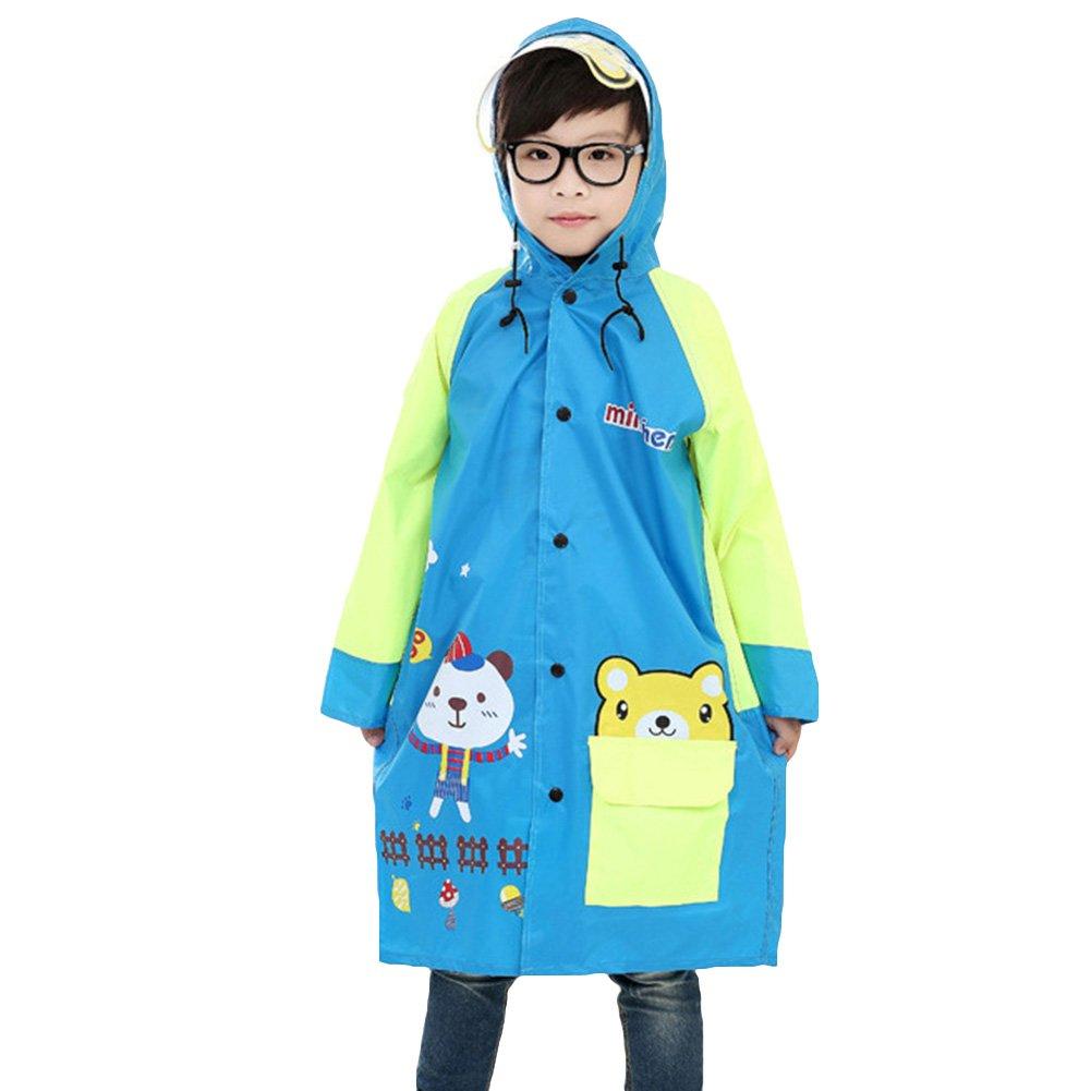 Poncho/mantella alla moda per Pioggia, Impermeabile, non monouso, per Studenti Maschi e Femmine hibote Network Technology Ltd