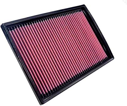 K/&N 33-2860 High Performance Replacement Air Filter