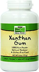 Now Foods Xanthan Gum Powder - 170 gm