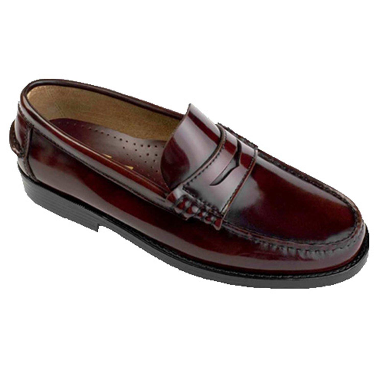 Castellanos großen Größen Edward´s ... bordeaux  Amazon   Schuhe ... Edward´s 38889c