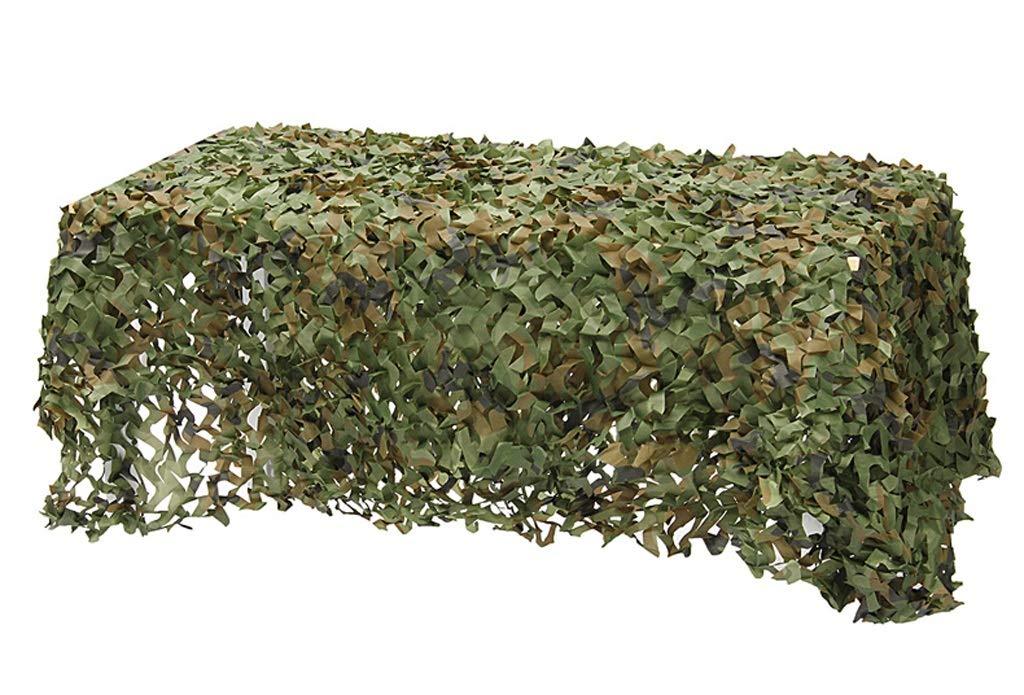 45M  Filet de Camouflage, Filet de Camouflage de Prougeection Solaire Résistant à La Chaleur, Utilisé pour Le DéveloppeHommest de Projets de Montagne en Plein Air Camping Photographie de Camping Jardin Décorati