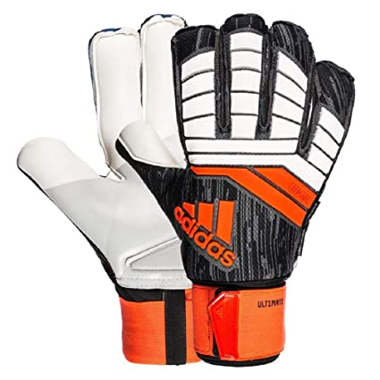 newest ed250 97fc8 Predator Adidas Ultimate FingerSave Goalie Gloves (11)