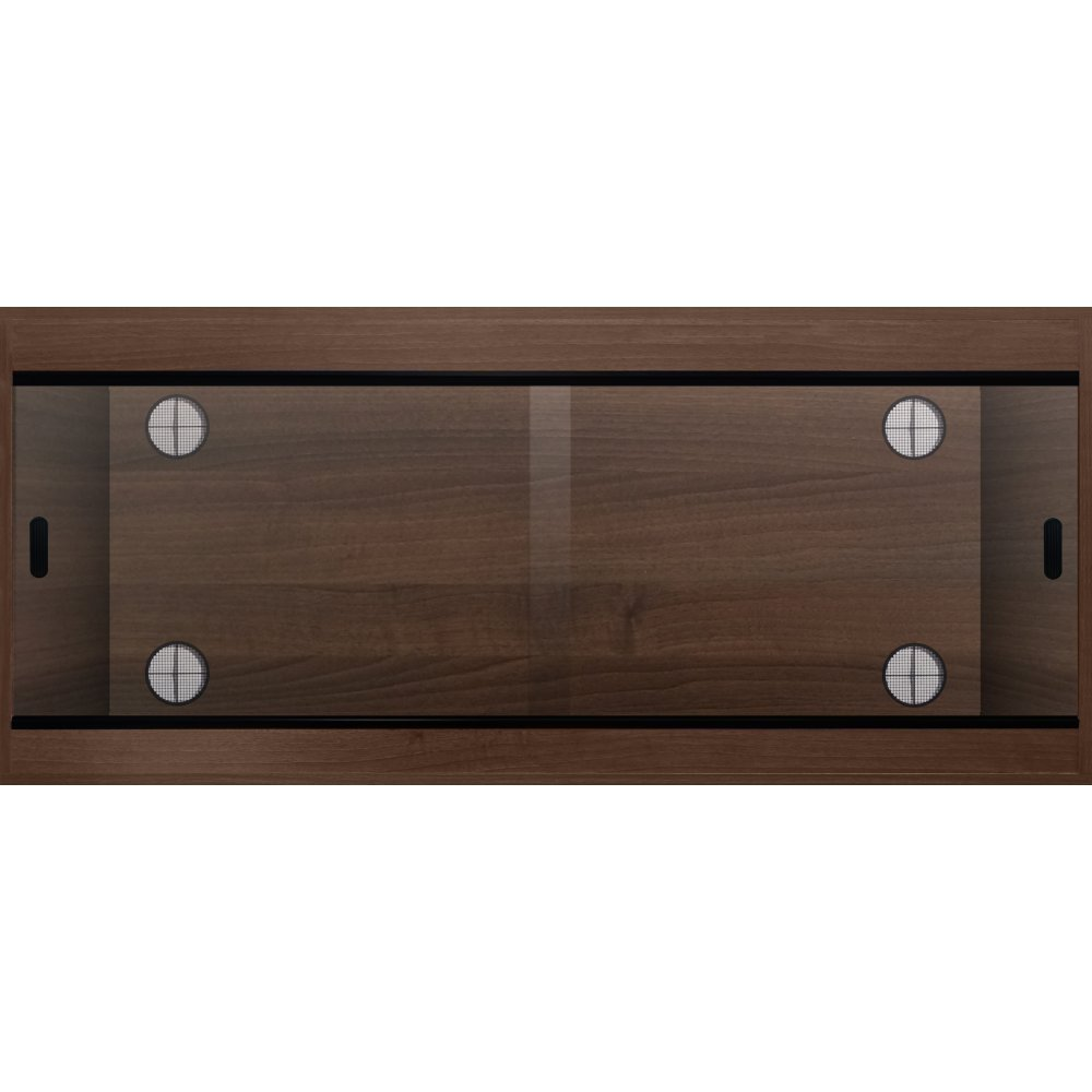 Terapod Deep Vivarium, Walnut 48