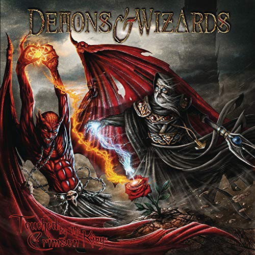 Album Art for Touched By The Crimson King (Remasters 2019) by Demons & Wizards