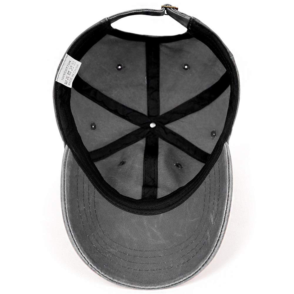YkRpJ Snapback Caps Adjustable Lightweight Sunscreen Hat for Women Men