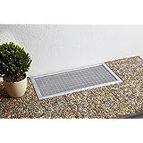 AcryS 160 x 50 Regenschutz für Ihren Kellerschacht Lichtschachtabdeckung